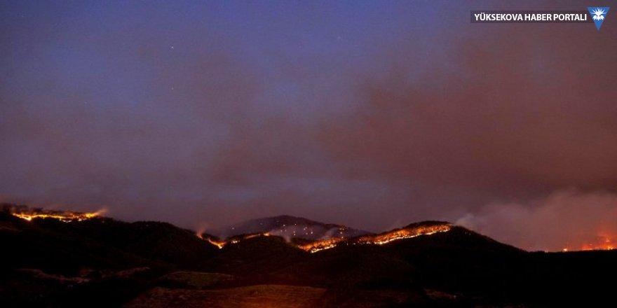 CHP İzmir'deki orman yangınları için Meclis Araştırması istedi