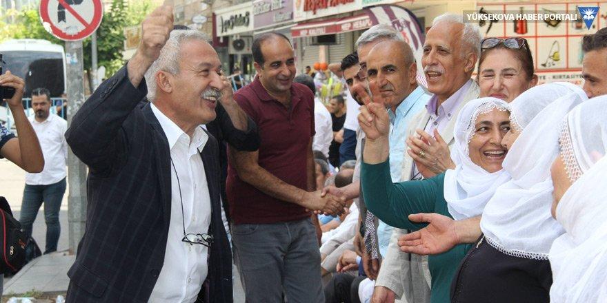 Diyarbakır'da 'oturma eylemi' 7'nci gününde