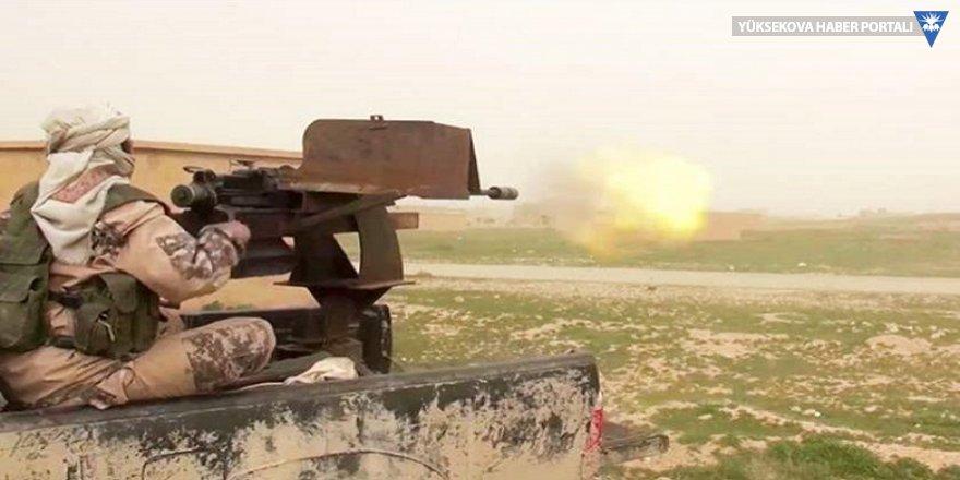 Haşdi Şabi ile IŞİD arasında şiddetli çatışma!