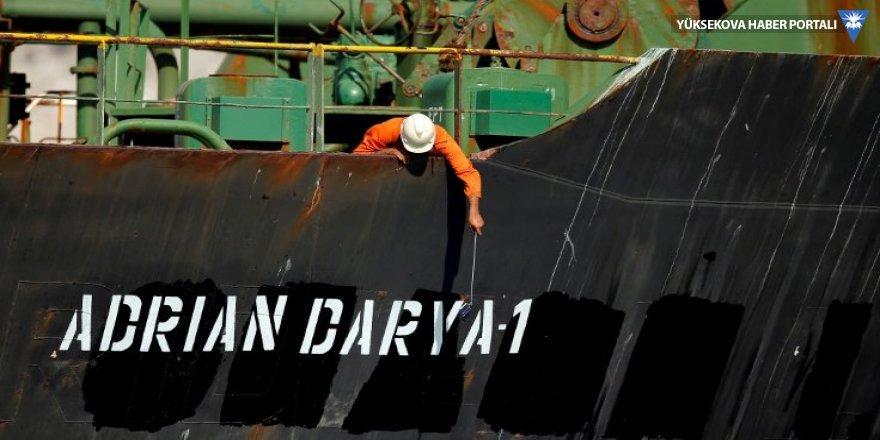 İran tankeri Türkiye'ye gelmekten vazgeçti