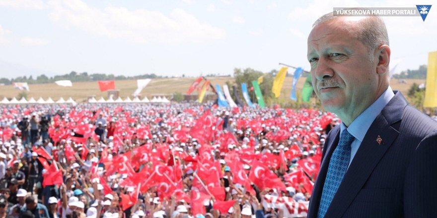 Erdoğan'dan güvenli bölge açıklaması: Önceliğimiz diyalog ve işbirliği