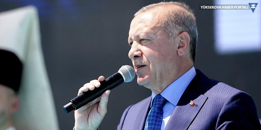 Erdoğan: ABD ile aramızdaki makas çok açık