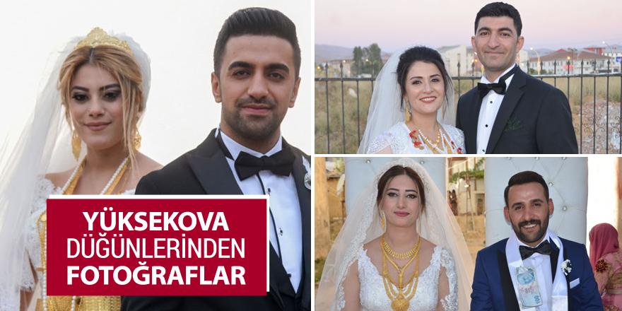 Yüksekova Düğünlerinden fotoğraflar...