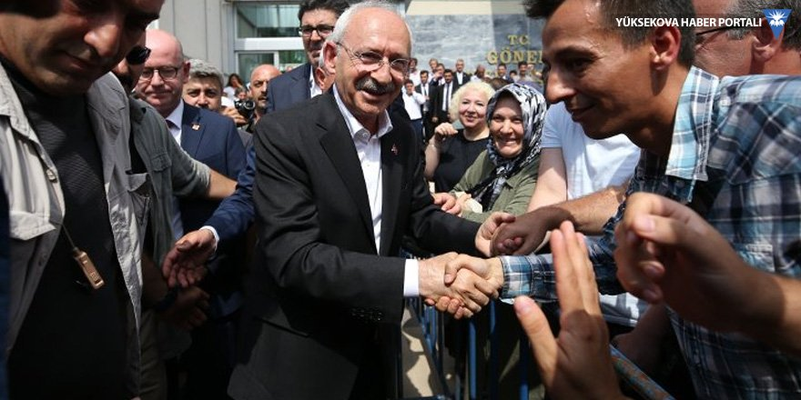 Kılıçdaroğlu: Erdoğan beni eleştiriyor ama benimle televizyona çıkamıyor