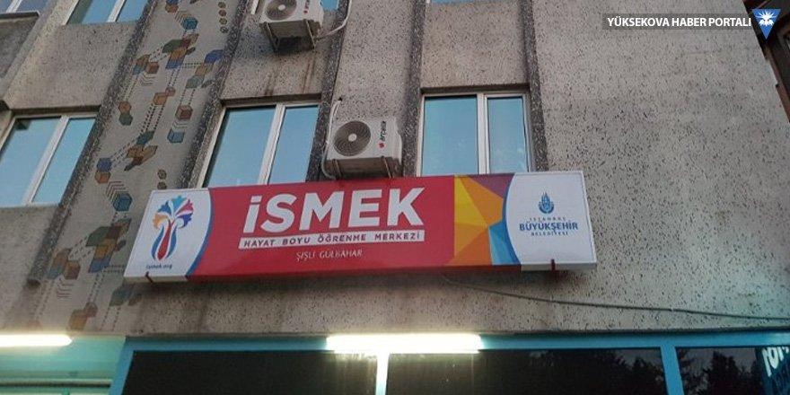 İSMEK'te Kürtçe eğitim, İBB'de Kürtçe bakım hizmeti