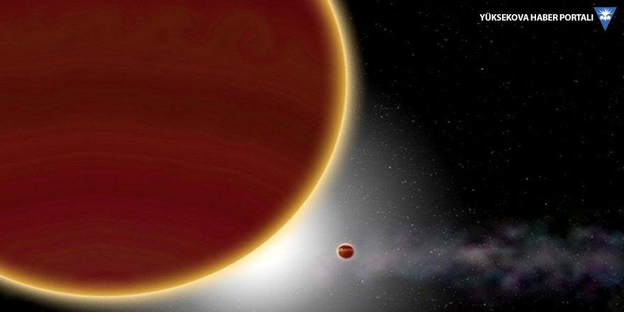 Komşu yıldızın yörüngesinde yeni bir dev gezegen bulundu