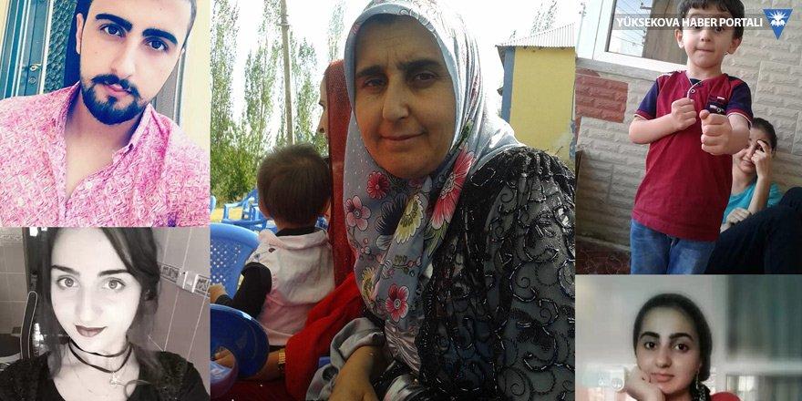 Pêşmerge, Yüksekovalı aileyi 35 gündür gözaltında tutuyor