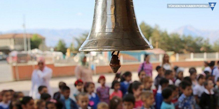 Mardin'in üç ilçesinde eğitime iki gün ara verildi