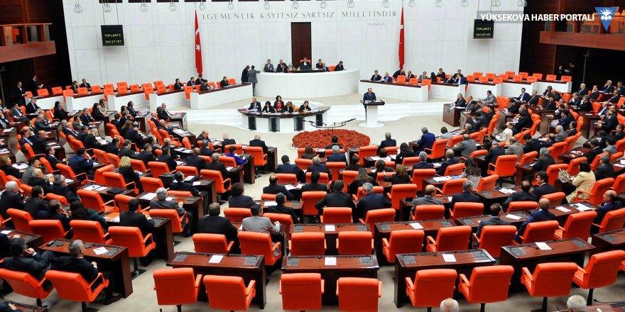 Meclis'e yeni dokunulmazlık fezlekeleri sunuldu
