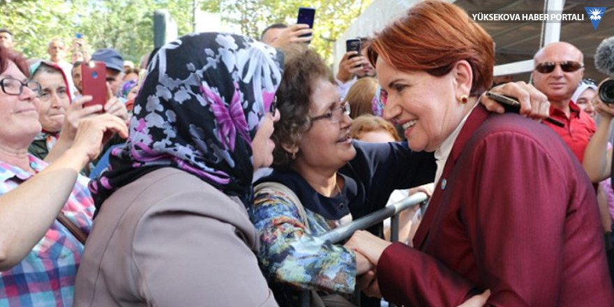 Akşener'den 'pejmürde' yorumu: Soylu daha önce de Erdoğan'ın şaftını kıracağını söylüyordu