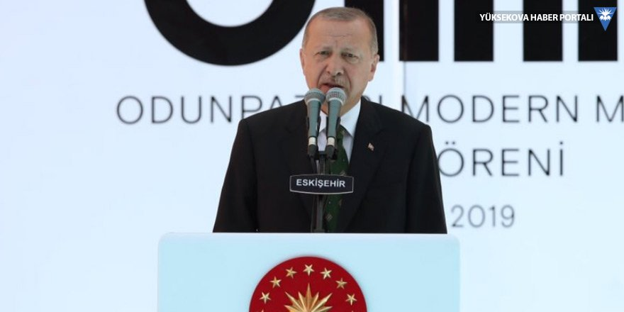 Erdoğan: Fırat'ın doğusunu birkaç haftaya öyle ya da böyle çözeceğiz