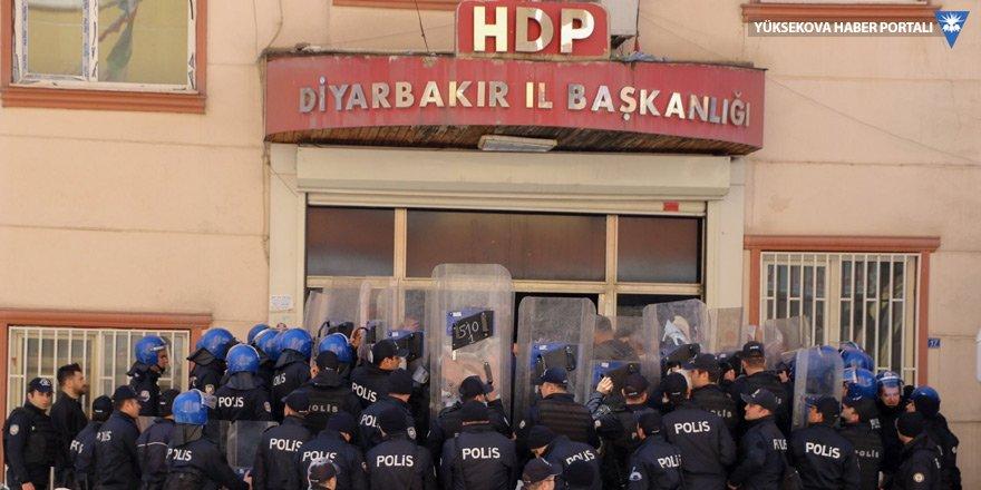 HDP'yi kapatmak