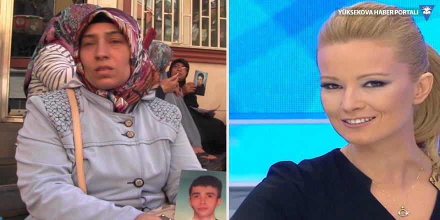 Müge Anlı'ya başvurmuştu; HDP önünde eylem yapan Elhamam Anne: Bu annelere katıldım çünkü burada basın çok