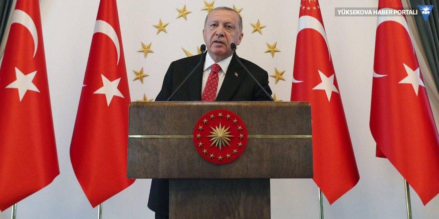 Erdoğan: 5 milyon mülteciye ev sahipliği yapıyoruz