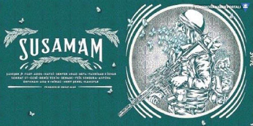'Susamam' etkisi: Sanatçılardan bağış kampanyası