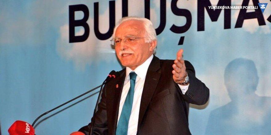 SAADET eski lideri Kamalak'a 'FETÖ' iddianamesi