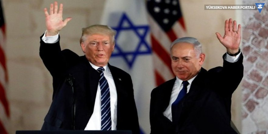 Trump ve Netahyahu, 'İsrail Beyaz Saray'ı dinledi' iddiasını yalanladı