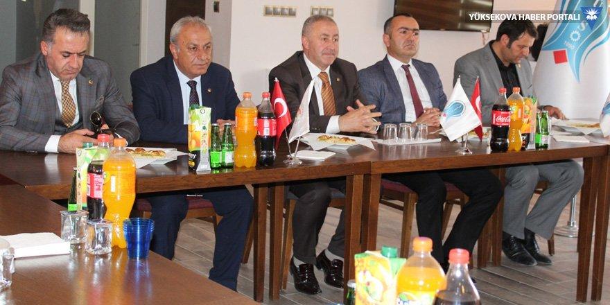 YÜTSO, UR-GE projesini toplantıyla tanıttı