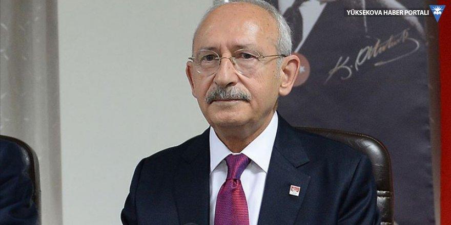 Kılıçdaroğlu'ndan Soylu'ya: Senin görevin sorunu çözmek, ne diye gidip oraya oturuyorsun?