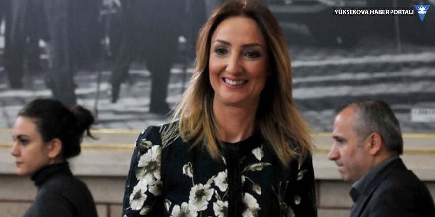Aylin Nazlıaka yeniden CHP'de