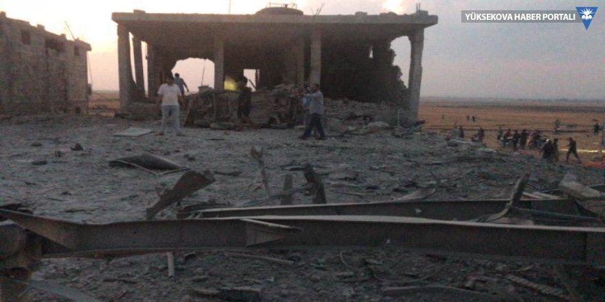 Çobanbey'de bombalı saldırı: En az 12 ölü
