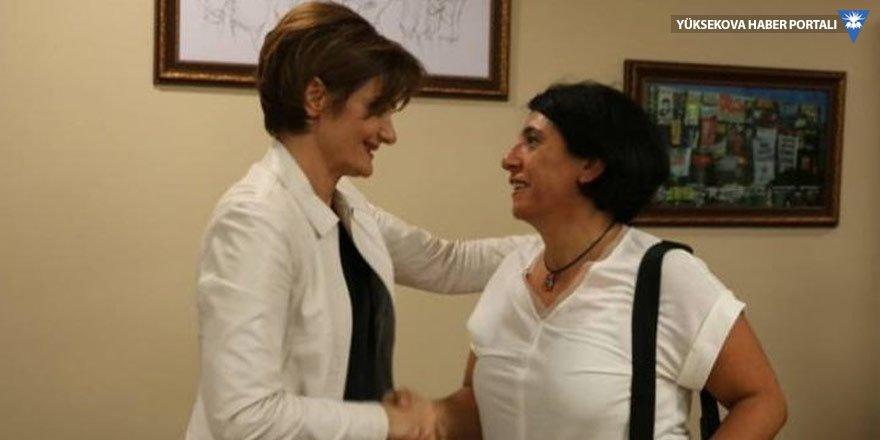 HDP Kadın Meclisi'nden Kaftancıoğlu'na ziyaret