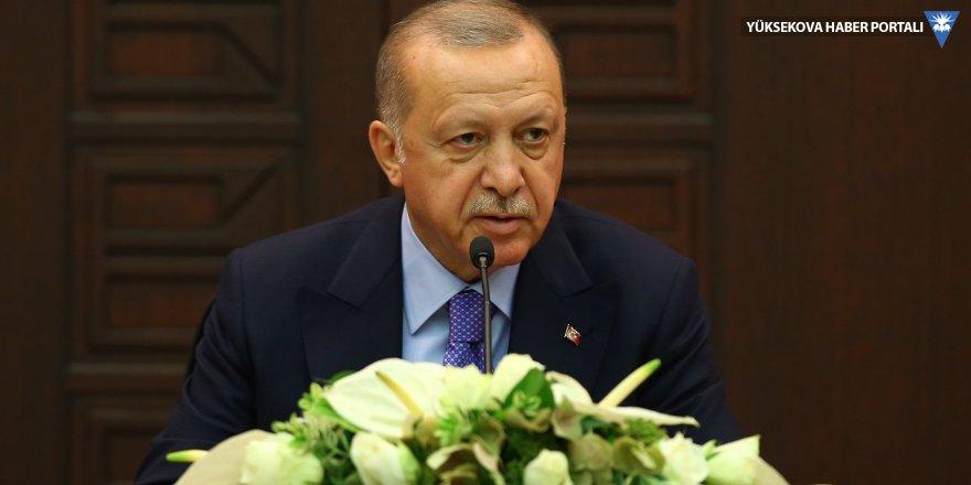 Erdoğan: Güçlerimiz alanı terk etmeyecek