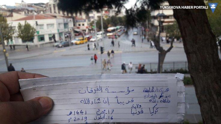 IŞİD paylaşımı yaptığı iddia edilen kişi gözaltına alındı