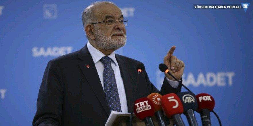 Karamollaoğlu: Erdoğan'la verimli bir görüşme gerçekleştirdik