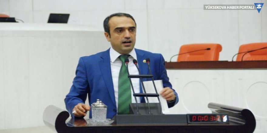 AK Partili Cuma İçten partisinden istifa etti: Başkaldırı sürecine giriyoruz