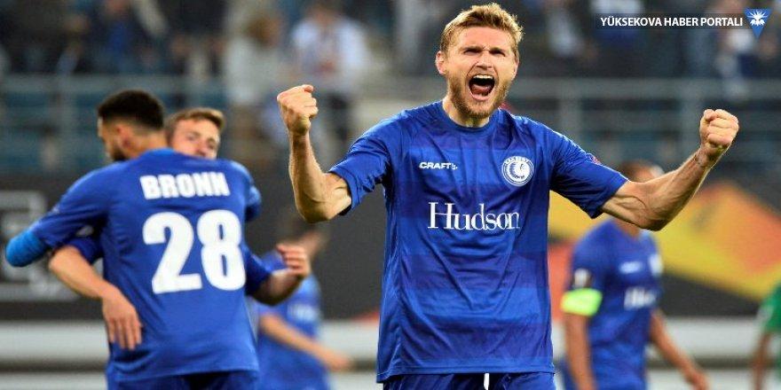 UEFA Avrupa Ligi'nde ilk hafta tamamlandı