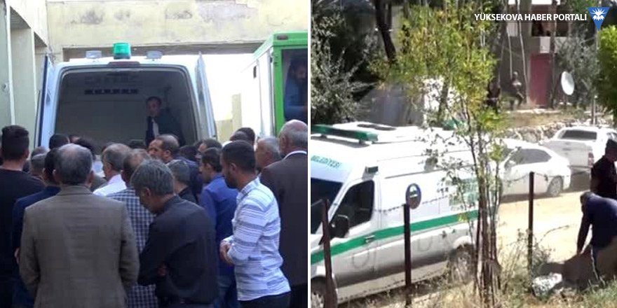 Yüksekova'daki kazada ölen 3 kişi, toprağa verildi