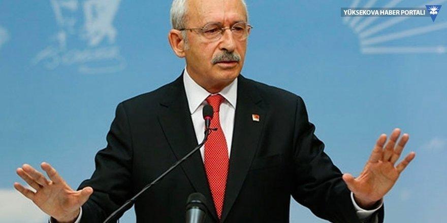 Kılıçdaroğlu: Ordunun durumuna ilişkin rahatsız edici duyumlar var!