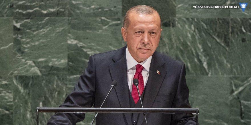 Erdoğan BM'de 'Bu İsrail neresidir? diye sordu