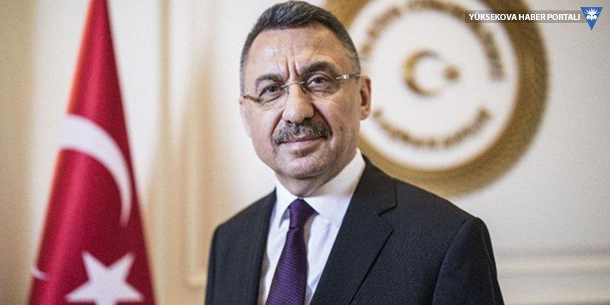 Fuat Oktay: 685 gazetecinin kartı iptal edildi