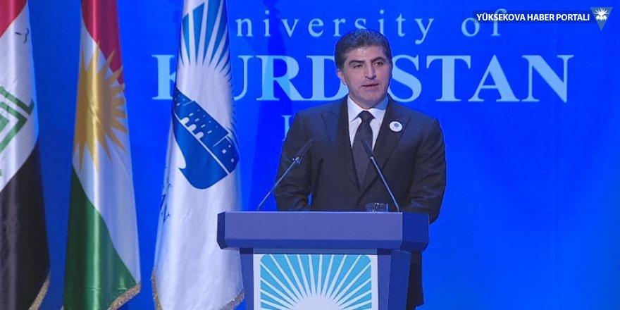 Neçirvan Barzani: Üniversitelere desteğimiz sürecek