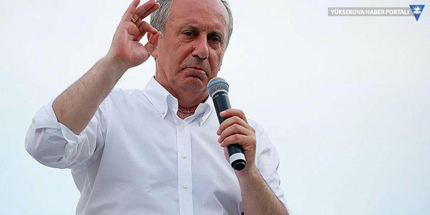 ORC anketi: İnce yüzde 4.1, AK Parti yüzde 36.6, CHP yüzde 25