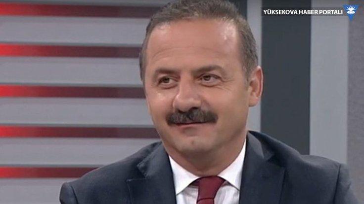 İYİ Partili Ağıralioğlu: HDP eşittir PKK diyemem