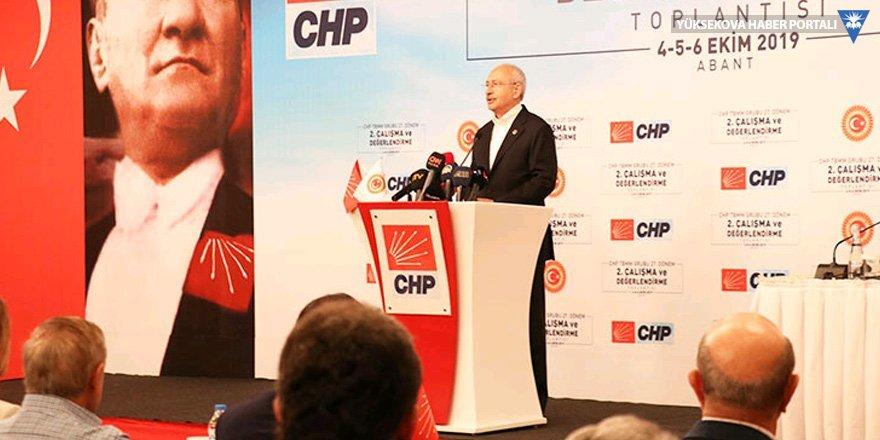 CHP'den Erdoğan'a: Ayıptır... Bu bir korku işaretidir