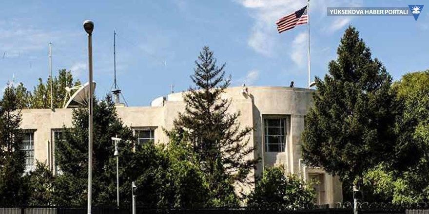 ABD Maslahatgüzarı Dışişleri'ne çağrıldı