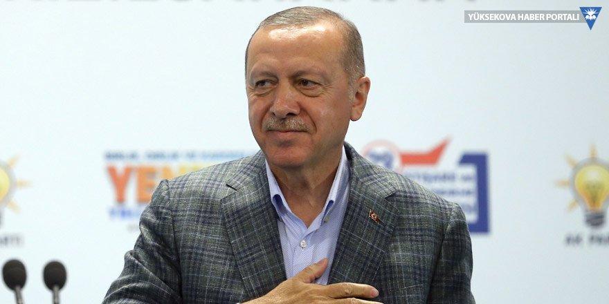 Erdoğan: Güvenli bölgeyi biz planladık