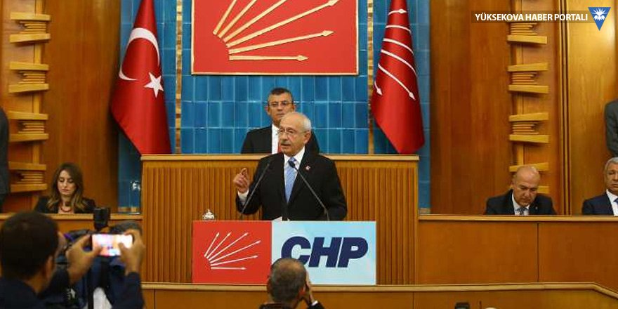 Kemal Kılıçdaroğlu: Neredeyse dünyanın tamamını kendimize düşman ilan ettik