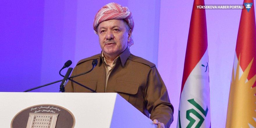 Mesud Barzani: IŞİD tekrar örgütlendi