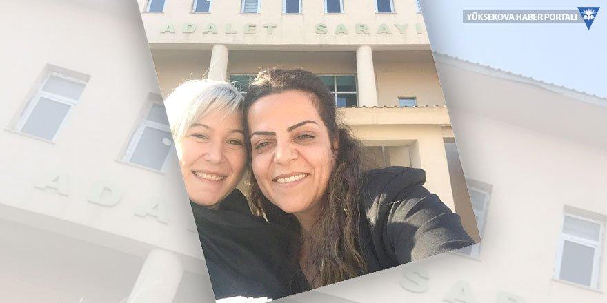 Sibel Çapraz'a sosyal medya paylaşımlarından beraat