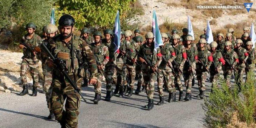 AA: Suriye Milli Ordusu Fırat'ın doğusuna girdi