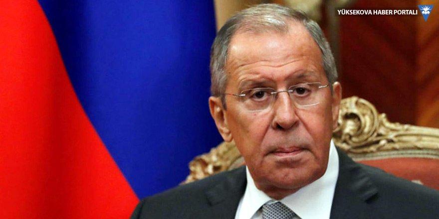 Lavrov: ABD Uluslararası hukuku çiğnedi