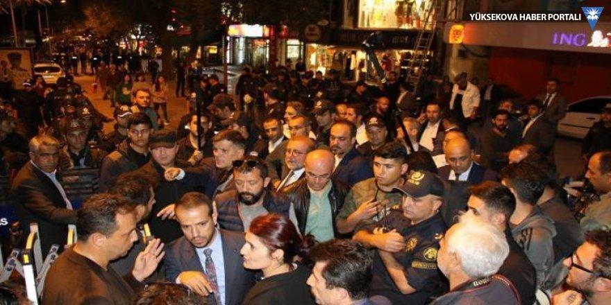 Ankara'da harekat protestosu: 8 gözaltı