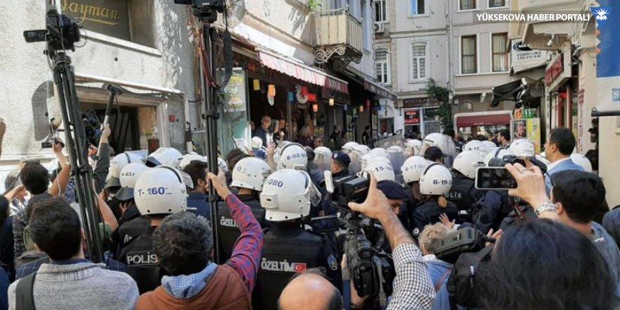 Cumartesi Anneleri'ne polis müdahalesi
