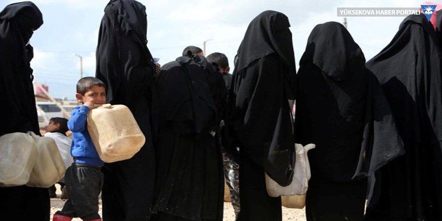 'IŞİD, kamptan kaçan Fransız kadınları çöle götürdü'