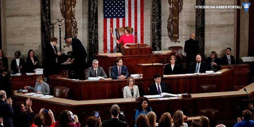 Temsilciler Meclisi, Suriye'den asker çekme kararına karşı çıkan tasarıyı kabul etti